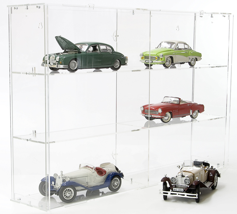 Display Cases For Collectables
