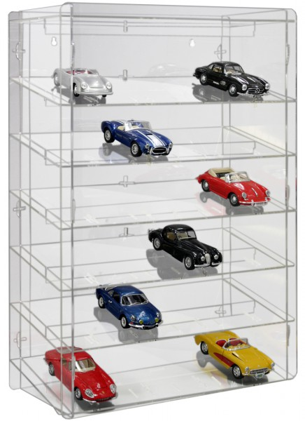 Slot-Car Display Cabinet 1/24