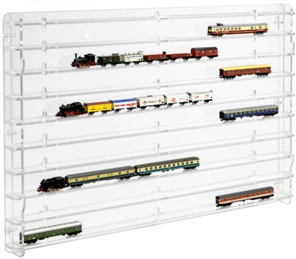 N Model Railway Display Cabinet