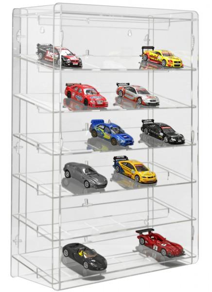 Slot-Car Display Cabinet 1/32